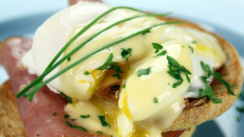 Eggs Benedict Recipe – Classic Brunch Dish