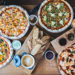Bottomless Pizza Brunch launchesat The Stable