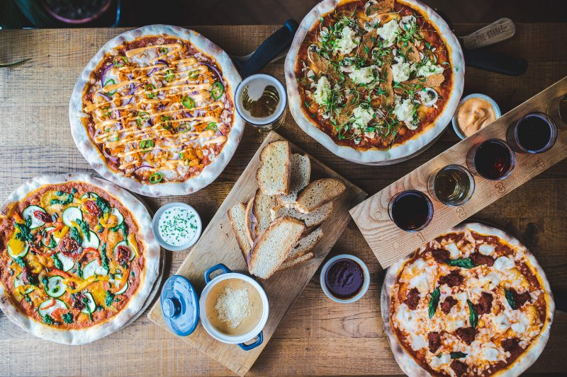 bottomless pizza brunch in bournemouth