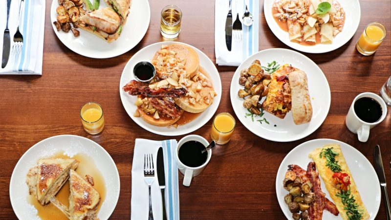 5 Places for the Best Brunch Vancouver 2021