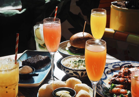 Bottomless Brunch Greenwich