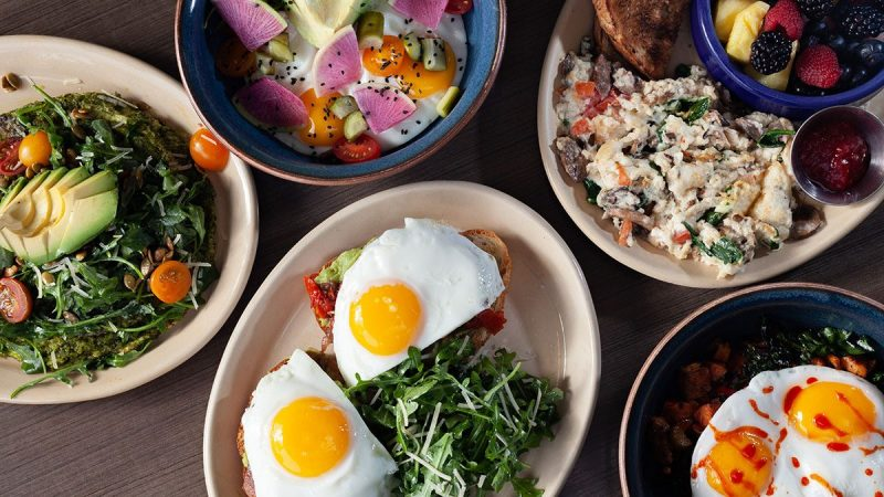 6 Places for the Best Breakfast or Brunch Orange County, CA