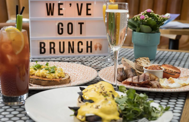 bottomless brunch Leeds