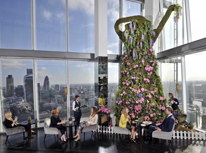 brunch with a view London