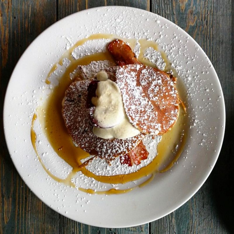 brunch putney pancakes