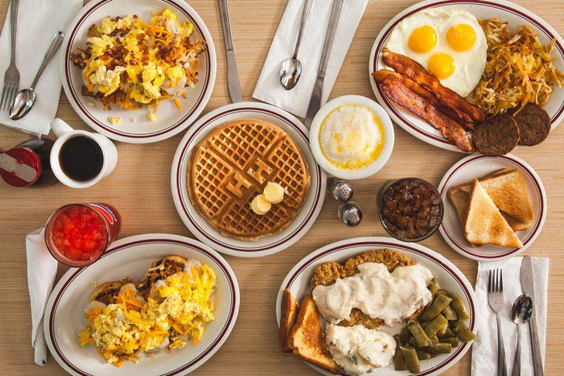 best breakfast Odessa