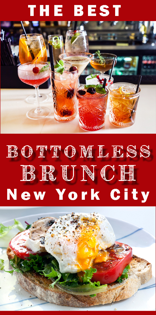 Best bottomless brunch in NYC